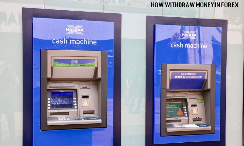 how withdraw money in forex