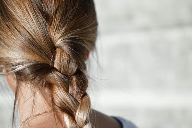 tóc nhuộm